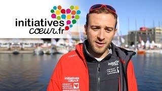 Thomas Ruelle préparateur technique du bateau | Transat Jacques Vabre 2013 | Initiatives Cœur