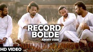 download lagu Record Bolde - Ammy Virk  Jugni Hath Kise gratis