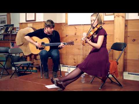 Katie McNally and Eric McDonald 3
