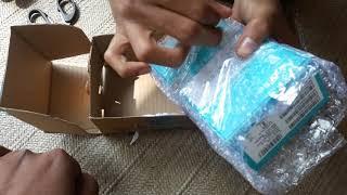 Flipkart Packing Honor 9 lite black Unboxing part 3