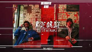The Knocks - Ride Or Die (feat. Foster The People) [Big Gigantic Remix]