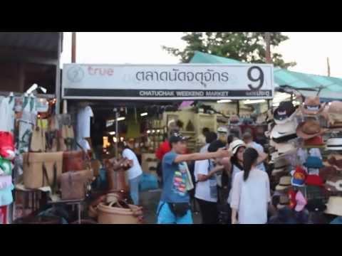 Chatuchak Weekend Market 2013 – Pasar Chatuchak Bangkok
