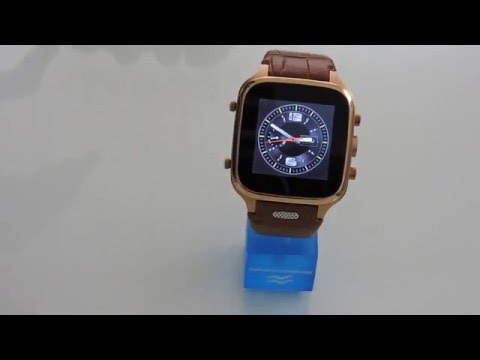 Awatch S Android 4.4 Smart watch phone (3G) with camera