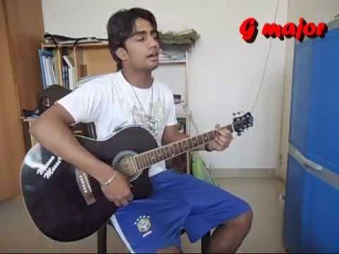 Woh pehli baar Guitar Chords ~Tutorial