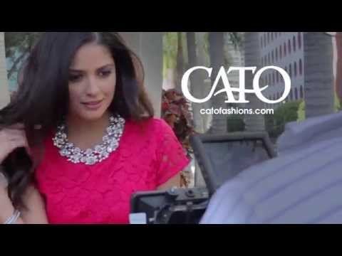Cato Fashions 2015 Cato Spring TV Behind The