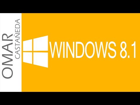 FORMATEAR UNA PC E INSTALAR WINDOWS 8.1 DESDE CERO