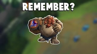 This Damage of AP GRAGAS Reminds Us Of What He's Been... | Funny LoL Series #108