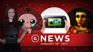 Zelda To Be The Last WiiU Game & A New Switch Launch Title! - GS Daily News