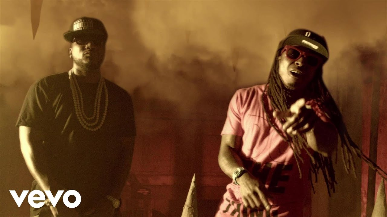 Young Jeezy - Ballin' (Clean Version) ft. Lil Wayne