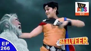 Baal Veer - बालवीर - Episode 266 - Baalveer Fights The Ice Man