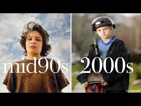 Mid 90's VS 2000's | How Skating Changed