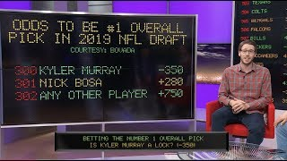 NFL Draft Betting Guide The Line Sports Illustrated