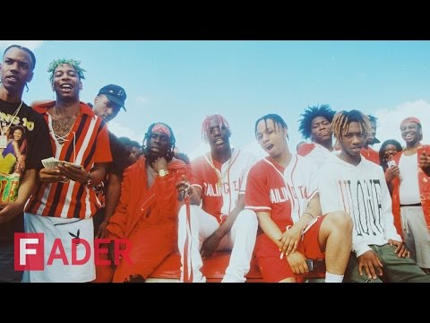 Lil Yachty Ft. Burberry Perry, Byou, Kay The Yacht, BigBruthaChubba, Soop, JbanS All In rap music videos 2016
