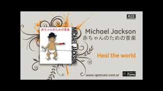 Michael Jackson Video - Michael Jackson / 赤ちゃんのための音楽 - Heal the world
