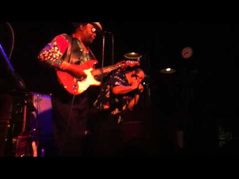 Luther 'Guitar Junior' Johnson performs @ Iron Horse Northampton MA 2/11/12