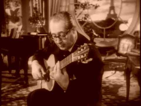 Andres Segovia - El Noir De La Mare