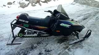 1998 Arctic Cat Cougar 550 Deluxe For Sale Parts Only Not Whole Machine