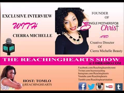 ReachingHearts Exclusive Interview with Cierra Michelle, Founder of Single Mothers For Christ
