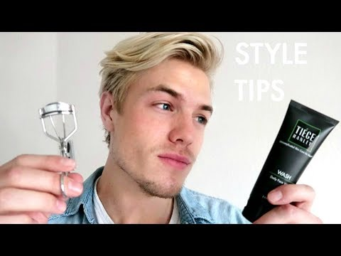 4 Male Model SECRETS to IMMEDIATELY Look More ATTRACTIVE