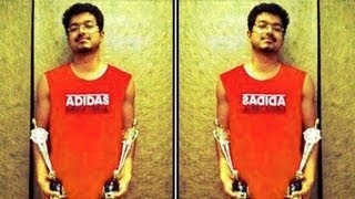 Dhanush is better actor than me: Vijay
