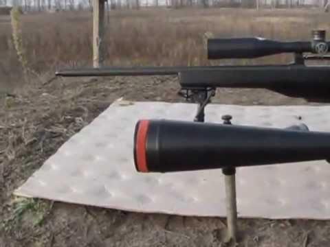Глушитель для нарезного оружия