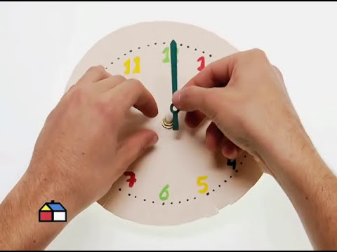 ¿Cómo hacer un reloj?