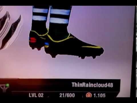 Fifa 13 Secret Nike Mercurial Boots