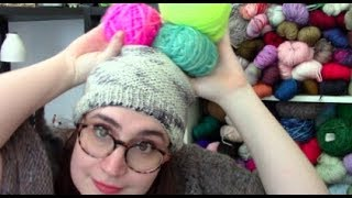 Cat Knit Podcast // Episode 86 // Passion Planning My Knitting