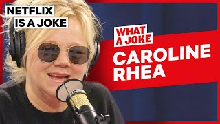 Caroline Rhea Doesn't Want To Be On TikTok | What A Joke | Netflix Is A Joke