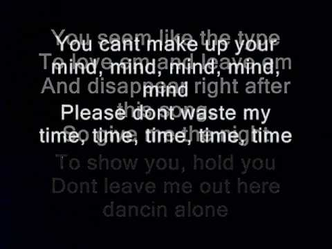 Eenie Meenie- Justin Bieber Ft. Sean Kingston- Lyrics video