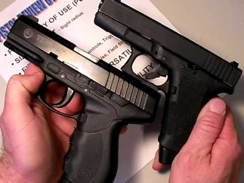 Taurus PT 24/7 Std:  Value Defender, Part 1