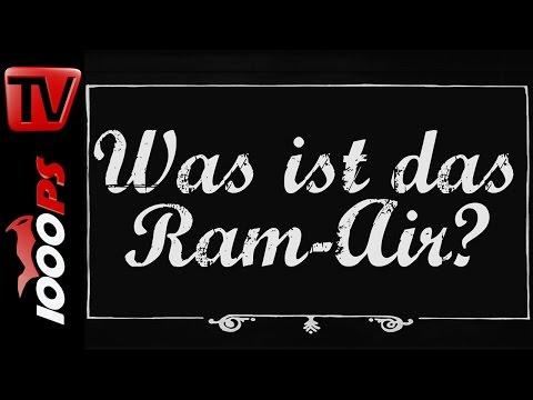 Was ist das RAM-AIR? - Motorrad Lexikon