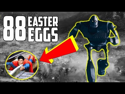 Ready Player One: Every Movie And TV Easter Egg
