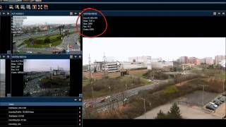 IPcorder KNR Grabador digital de video IP en red (IP DVR)