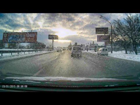 Видеорегистратор Prestigio RoadRunner 505 (pcdvrr505) Тест видео 1080P