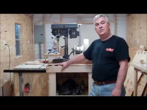 How To Build A Power Tool Storage Cabinet