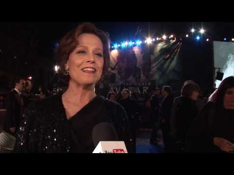 Sigourney Weaver Interview (Avatar)