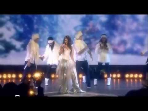 Нюша - Новогодняя песня (live, ТВ)