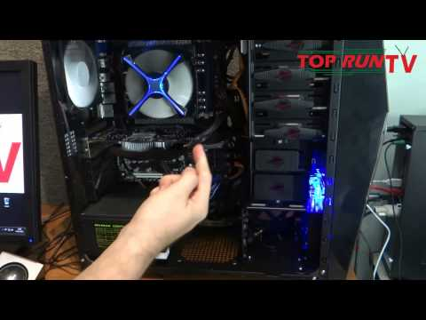 Como montar seu PC gamer - 2500 - AMD e GTX 560