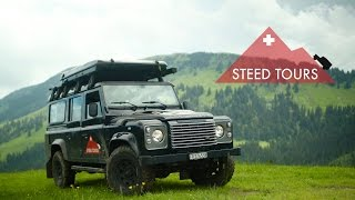 Swiss Alps Defender Tours | David Steed