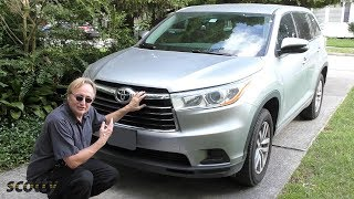 Here's Why the Toyota Highlander is the Best SUV for the Money