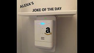Alexa's Joke Of The Day, for Feb 18, 2020!