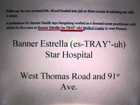 Banner Health Nurse Solicited Sex - Star Hospital video