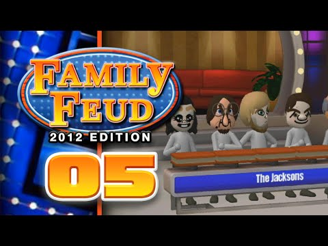 Family Feud: 2012 Edition - Part 05 (5-Player)