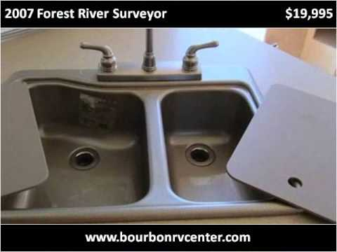 2007 Forest River Surveyor Used Cars Bourbon MO
