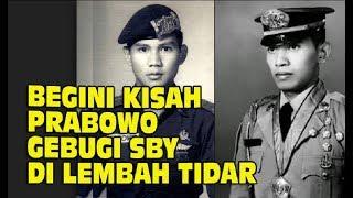 BEGINI....KISAH SBY  VS PRABOWO DI LEMBAH TIDAR MAGELANG