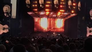 Download Lagu Ed Sheeran - I see Fire live Berlin 19.07.2018 Gratis STAFABAND