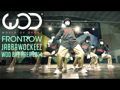Jabbawockeez | Frontrow | World Of Dance #wodbay '14 video