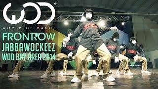 Jabbawockeez | FRONTROW | World of Dance #WODBay '14