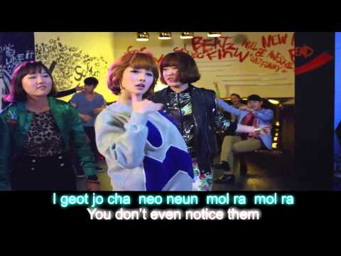 Kpopflow (HD 1080P) Girls Day - Oh My God (Eng Sub)